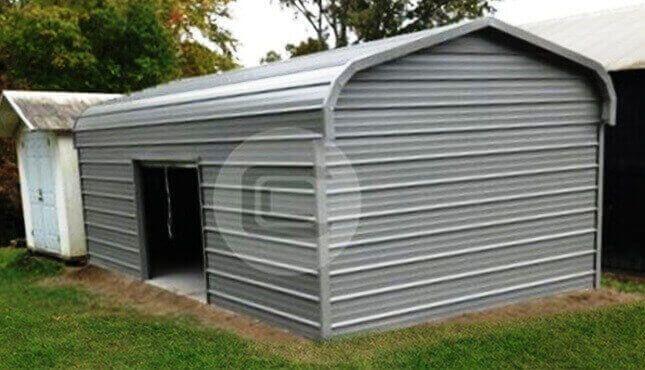 12 21 Regular Metal Garage Garage Door Design Garage Door