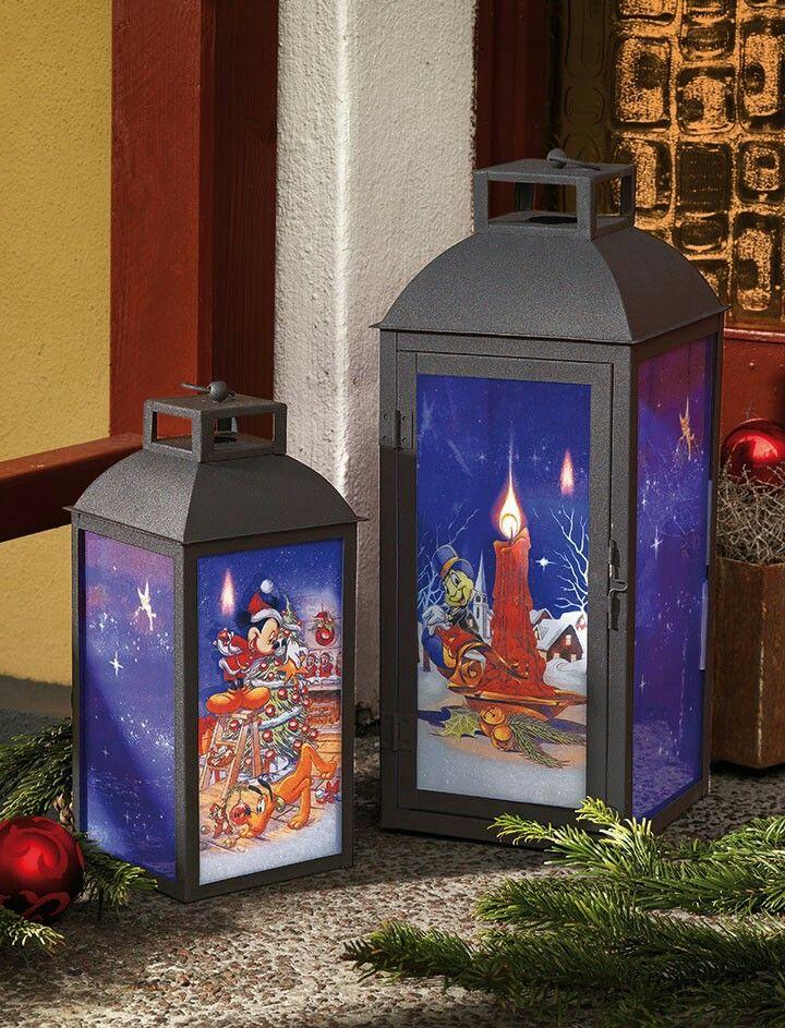 Disney lanterne
