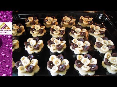 Un Kurabiyesi Glayör Kurabiye Tarifi Pratik Yemek Tarifleri - YouTube