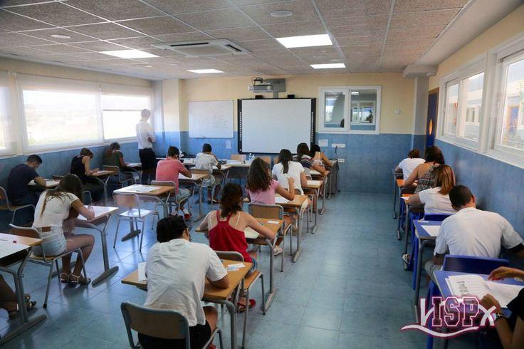 Algo más de 80 personas realizaron ayer las pruebas correspondientes al Preliminary English Test (PET), nivel B1 (CEFR), en las instalaciones del #ColegiosISP, centro preparador de Cambridge en la zona norte de nuestra comunidad. ¡Suerte para todos! #exámenesPET #CambridgeESOL