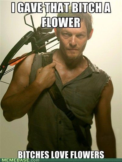 hahaha: Zombies Apocalyp, This Man, Thewalkingdead, The Walks Dead, Norman Reedus, Daryl Dixon, Normanreedus, Daryldixon, Walking Dead