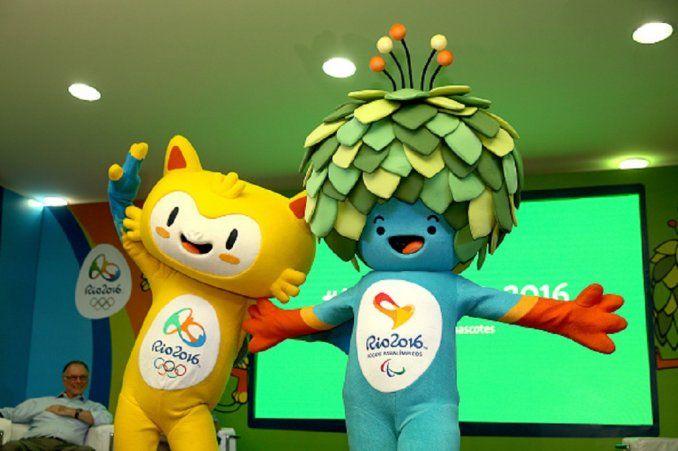 Juegos Olimpicos 2016: Mascotas Oficiales - http://www.pajarocontemplativo.com/juegos-olimpicos-2016-mascotas-oficiales/