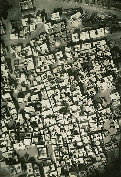 Hamar-Weine (old city), 1923.