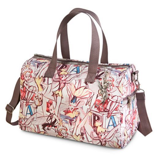 LeSportsac Disney Tinker Bell Fairy Melanie Bag tote Purse  - Tink Marc Davis   Clothing, Shoes & Accessories, Women's Handbags & Bags, Handbags & Purses   eBay!