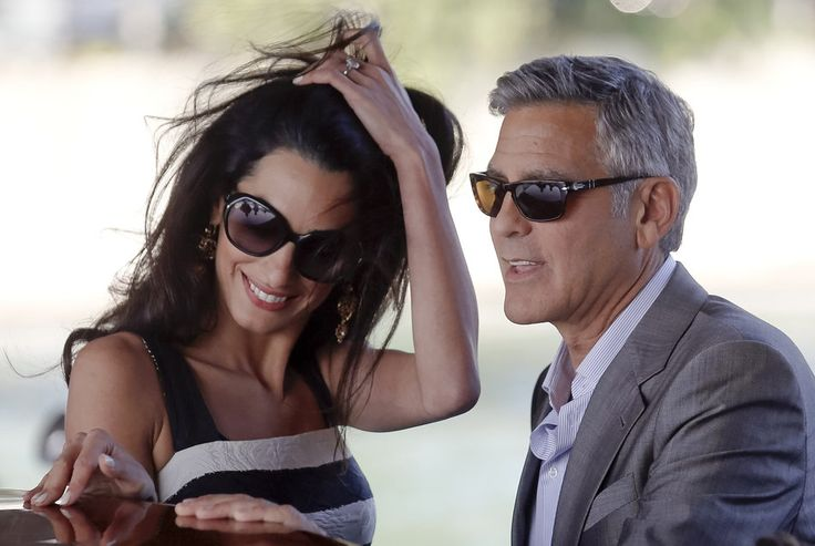 George Clooney Reveals The Baby Names Amal Has Vetoed   The Huffington Post