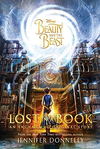 Beauty and the Beast: Lost in a Book by Jennifer Donnelly https://www.amazon.com/dp/1484780981/ref=cm_sw_r_pi_dp_x_yamyybSFS3W1R