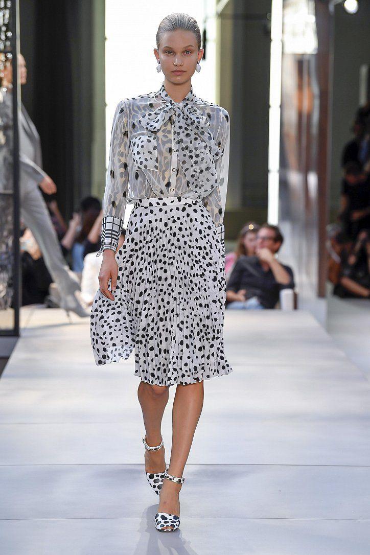 Показ мод в Париже весна-лето 2019-2020 года | неделя моды, видео изоражения