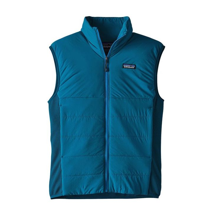 M's Nano-Air® Light Hybrid Vest, Big Sur Blue (BSRB)