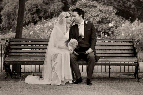 An Ugo Zaldi Wedding Dress for a 1920s and 1930s Inspired Wedding At The Lanesborough Hotel - Love My Dress Wedding Blog