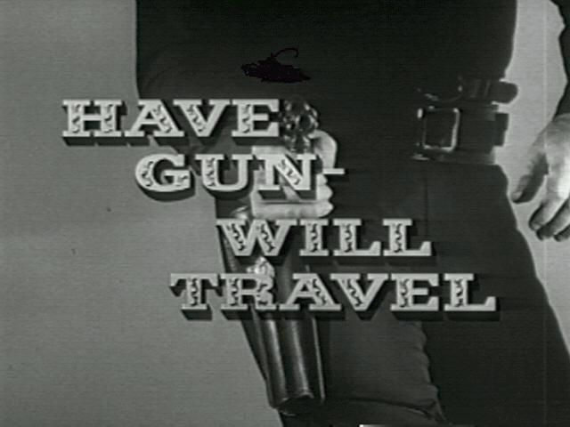 43 best have gun will travel images on pinterest firearms gun and have gun will travel starred richard boone as gentleman gunslinger paladin whose distinctive business card featured a chess piece the knight colourmoves