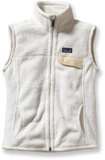 Patagonia Re Tool Fleece Vest Women S Frau Winter