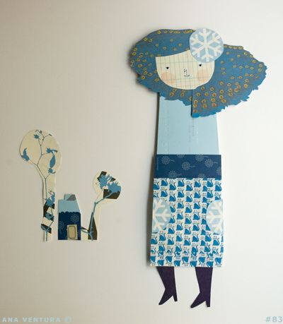 paper doll #83 | Flickr - Photo Sharing!