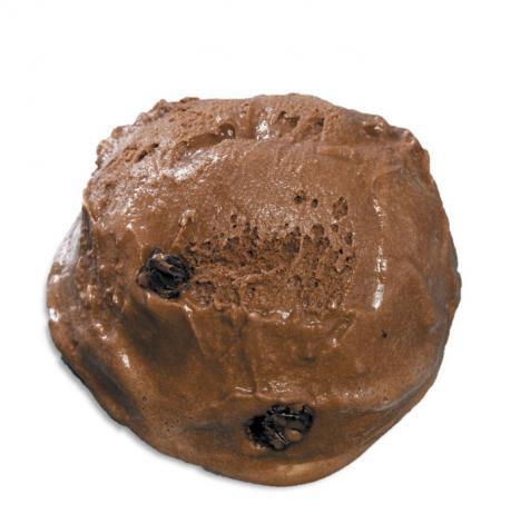 Frozen Frango Mint perfection. Chocolate Mint Mousse from Capannari's.