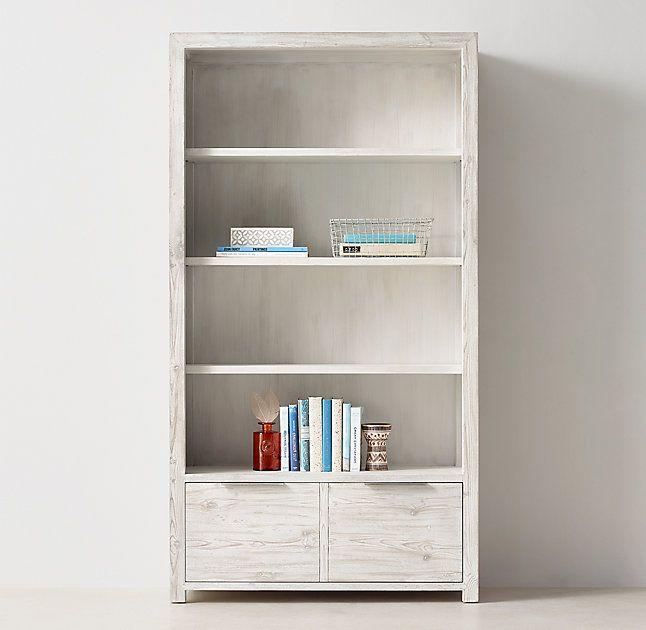 """Laguna Bookcase- $959- 39""""Wx15""""Dx72""""H"""