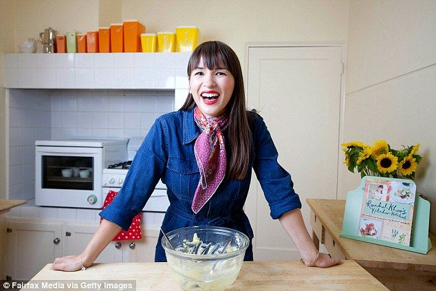 The taste of success: British celebrity chef Rachel Khoo revealed, in an…