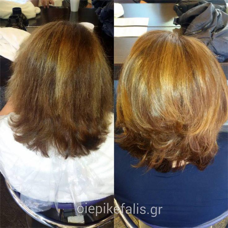 Η Malibu c έχει την λύση για χρώμα που διαρκεί . Προετοιμασία χρώματος για να είναι τα μαλλιά σας πιο φωτεινά , λαμπερά και ανανεωμένα . #colorprepare #hairtherapy #Malibuc #oiepikefalis #loreal