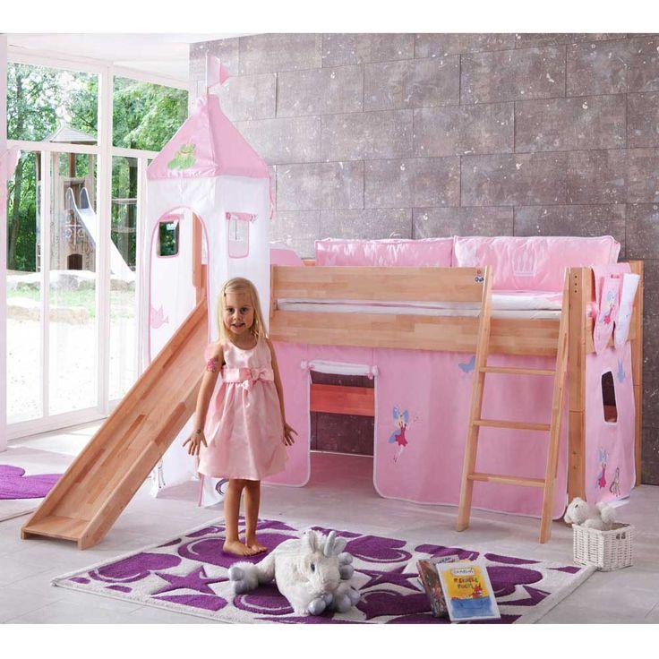the 25 best kinderbett prinzessin ideas on pinterest. Black Bedroom Furniture Sets. Home Design Ideas