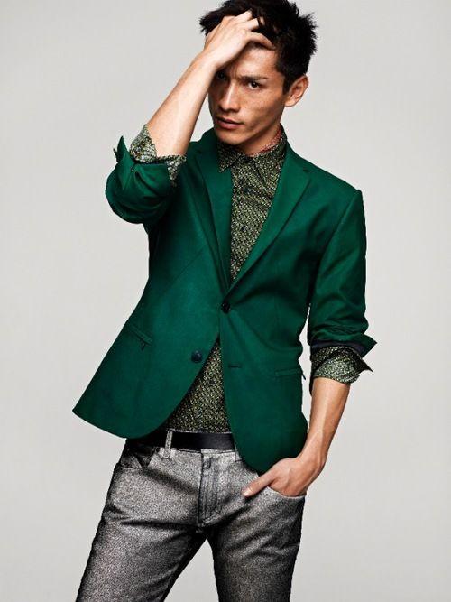 【画像 8/17】H&MのメンズモデルにDaisuke 日本人起用は初 | Fashionsnap.com                                                                                                                                                                                 もっと見る