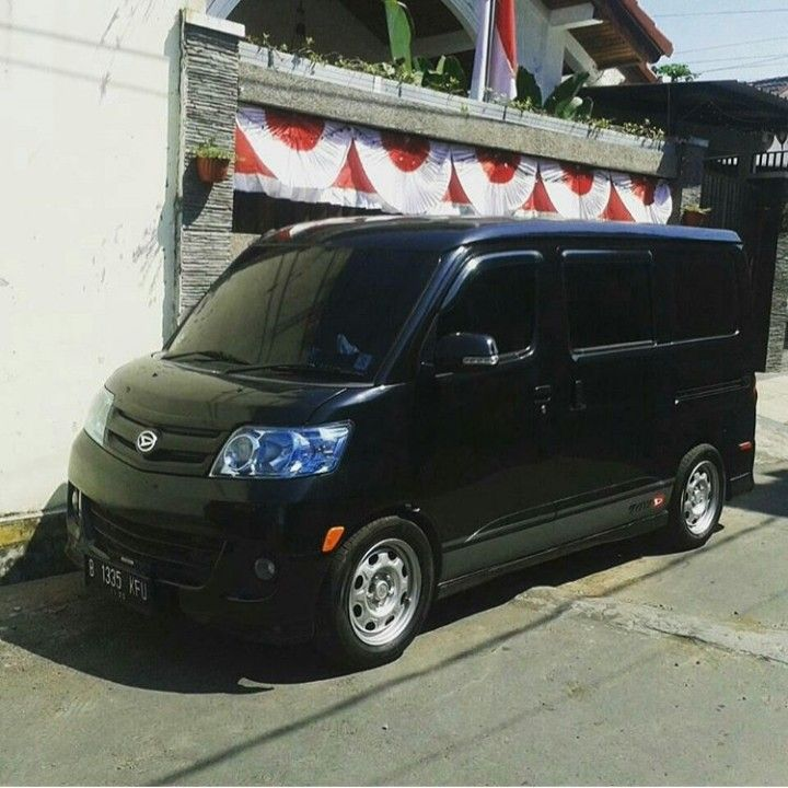 Daihatsu Grandmax Jdm Mobil