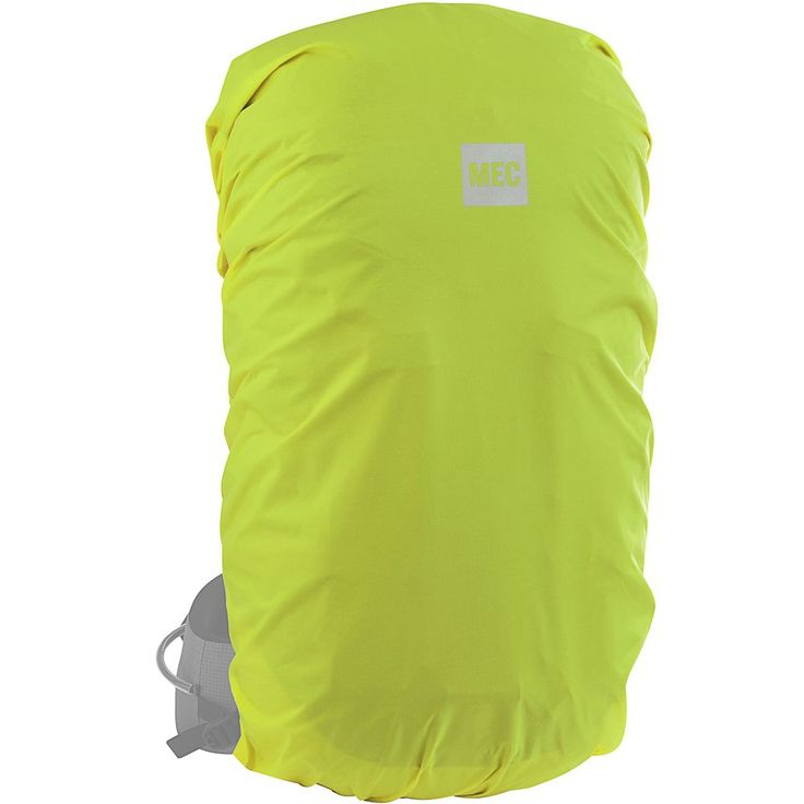 MEC Pack Rain Cover (Silicone) - Mountain Equipment Co-op. Free Shipping Available