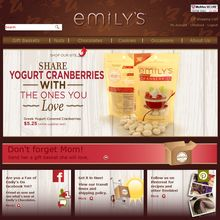 Emilyschocolates.com Coupons and Deals http://goo.gl/grKnVV