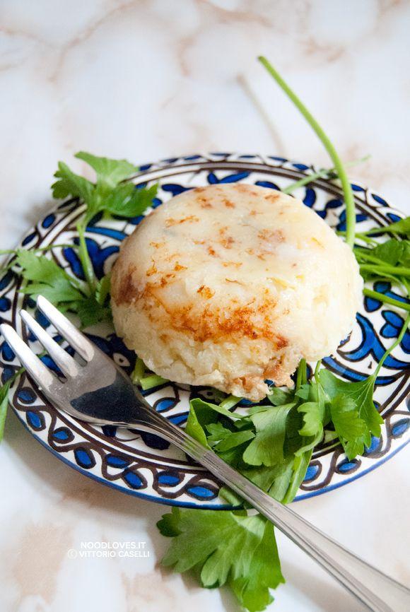Terrina di baccalà e patate Golosa e facile da preparare, da servire in mille…
