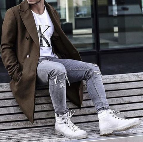 71 best Suede Boots images on Pinterest | Male fashion, Man style ...