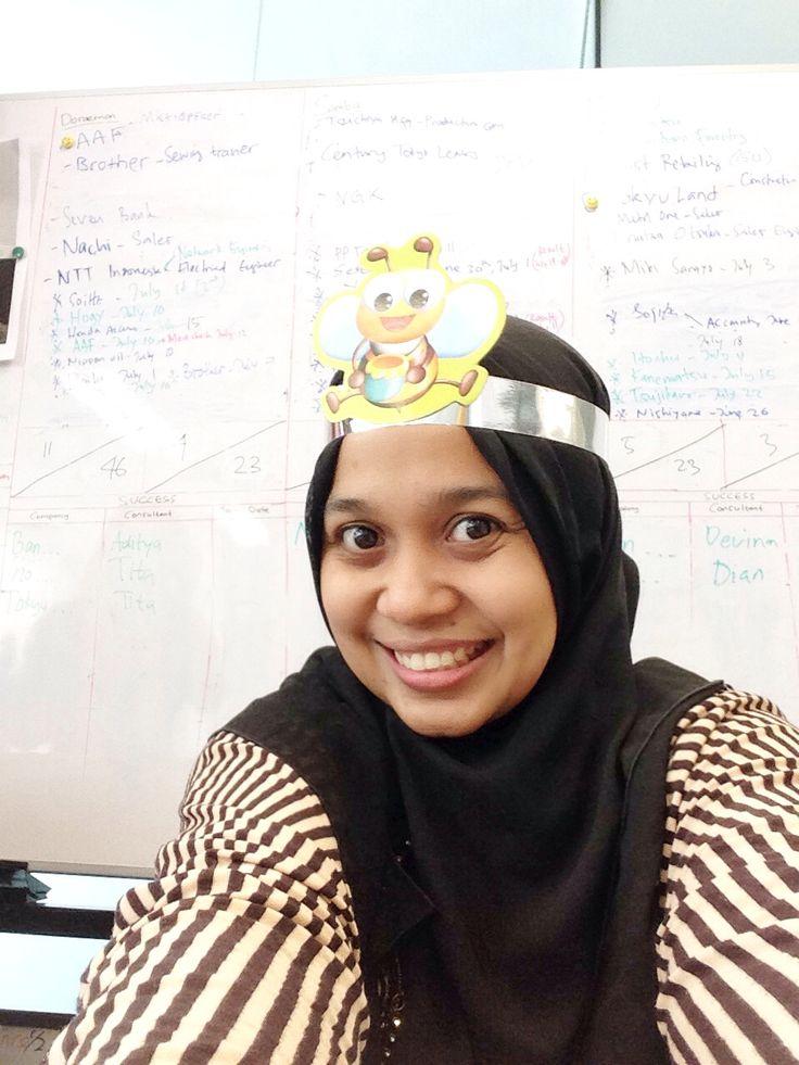 B'day hat