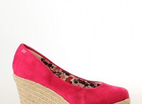Cuñas Fucsia MUSTANG | Nicolet Shoes