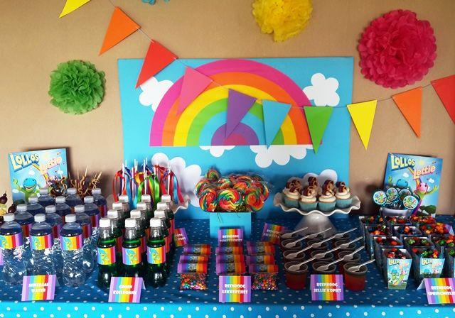 Lollos Party Table