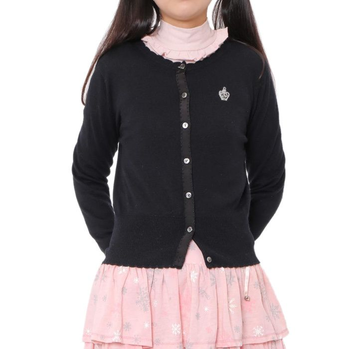 Worldwide shipping available ♪ 黒クラウンカーディガン Emily Temple cute https://www.wunderwelt.jp/en/products/w-02466  IOS application ☆ Alice Holic ☆ release Japanese: https://aliceholic.com/ English: http://en.aliceholic.com/
