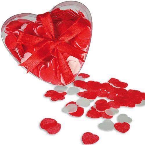 Soprende a tu pareja con este artículo original y a la vez romántico. Te presentamos el confeti para bañera Corazón Grande, una caja con 20 g de confeti en forma de corazón grande. Sorprende a tu pareja con un erótico baño con corazones.