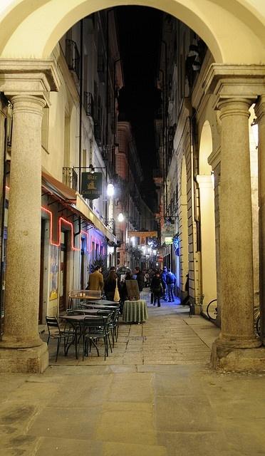 #Torino, via Conte Verde