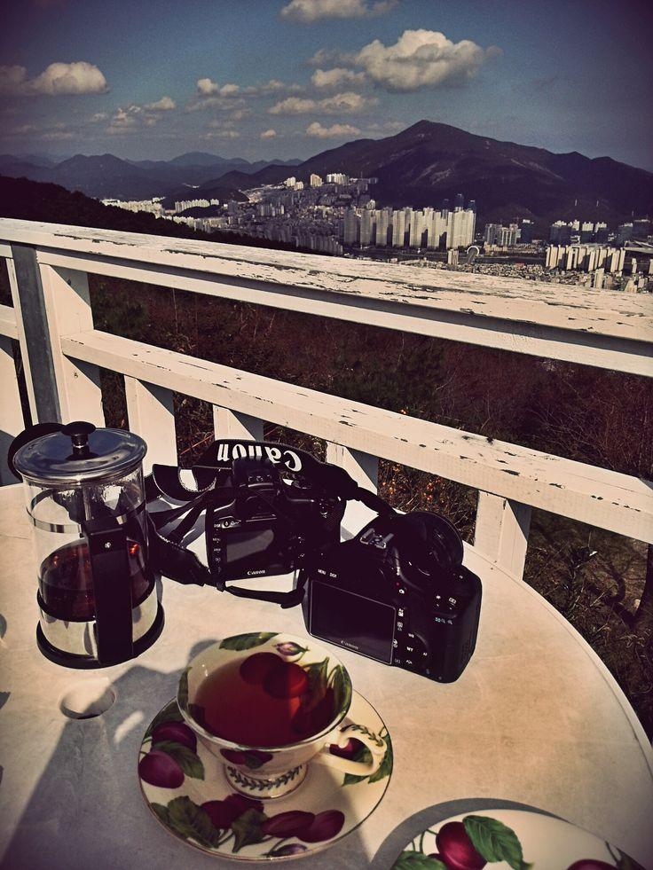 Busan,,,south korea,,photograpy and tea