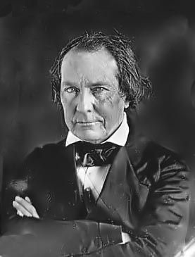 """Mirabeau B. Lamar ... poet, soldier, hero at San Jacinto, and Second President of Republic of Texas - some said a better poet than president.  However, all agreed """"that he was, even by frontier standards, a dangerous, mean, and uncompromising son of a bitch.""""  His first action as President was to propose """"total extinction"""" of all Native Americans in Texas, essentially a policy of genocide; he began with the peaceful Cherokee, Seminoles, and Delaware tribes of east Texas."""