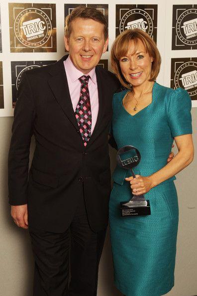 Bill Turnbull Photos - The TRIC Awards 2012 - Winners - Zimbio