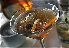 Bijou Cocktail (try with genever gin)
