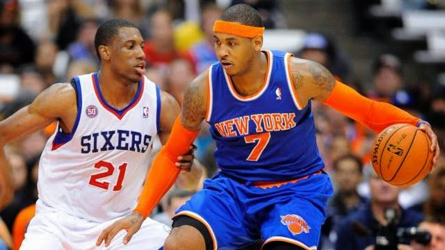 Gotham City Sports News: What To Watch For: New York #Knicks vs. Philadelphia #76ers. #NBA