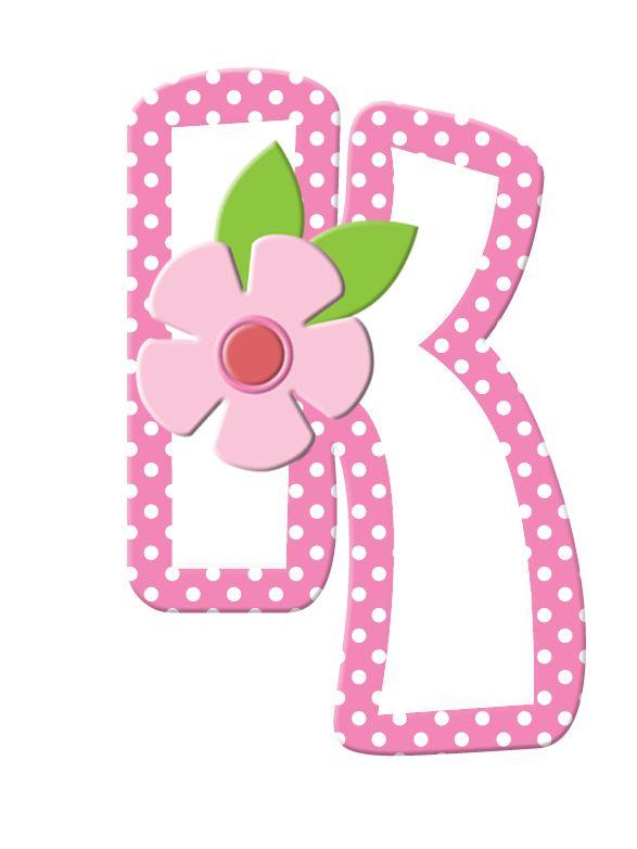 M s de 25 ideas fant sticas sobre letras grandes para - Letras decorativas infantiles ...