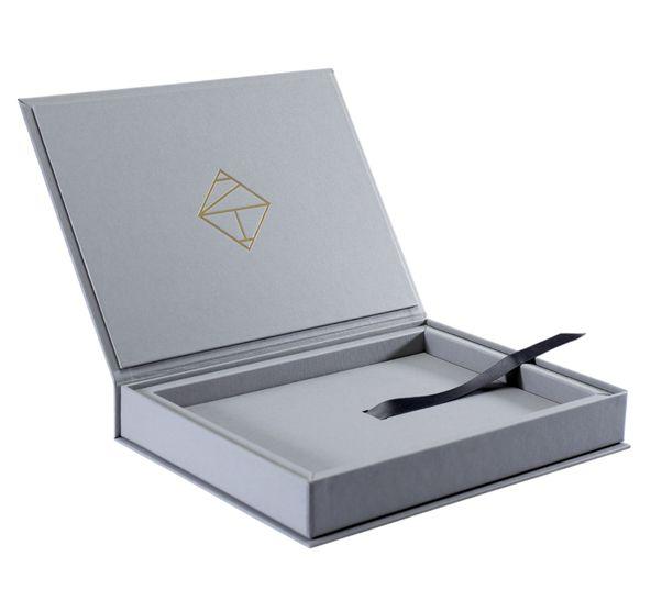 Beautiful box by Progress Packaging