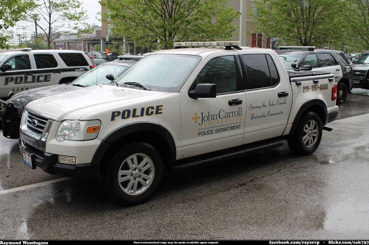 John Carroll University Police Ford Explorer Sport Trac | Flickr