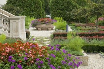 17 Best images about French Parterre Gardens on Pinterest