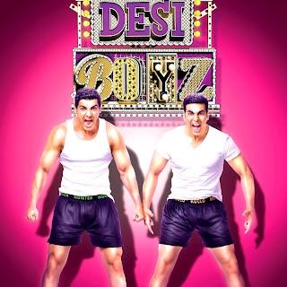 Desi Boyz songs lyrics and videos featuring Akshay Kumar and John Abraham.