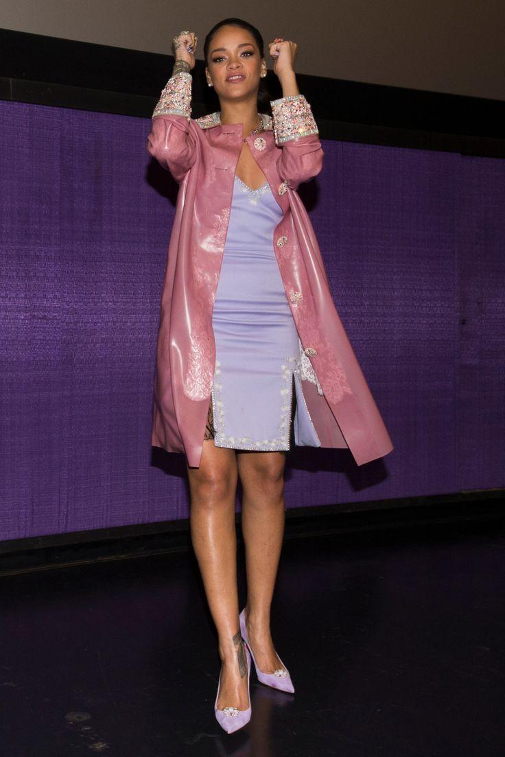 Rihanna Rules the Red Carpet - Rihanna Home Actress-Wmag