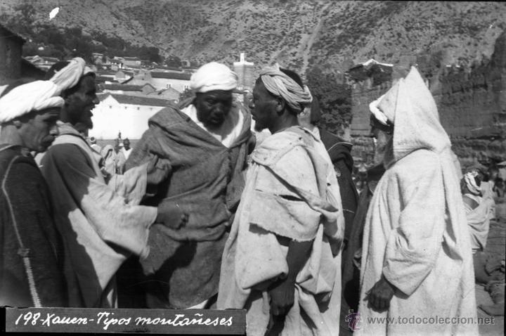 XAUEN, CHEFCHAUEN O CHAUEN (MARRUECOS) GUERRA DEL RIF 1912