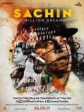 "Sachin A Billion Dreams Hindi Full Movie Story line: ""Sachin: A Billion Dreams"" is an Indian biographical film based on the life of Indian cricket icon and living legend Sachin Tendulkar."