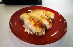 Κολοκυθάκια γεμιστά με κιμά στον φούρνο με μπεσαμέλ γιαουρτιού - 1000 Μίλια Γεύσεις