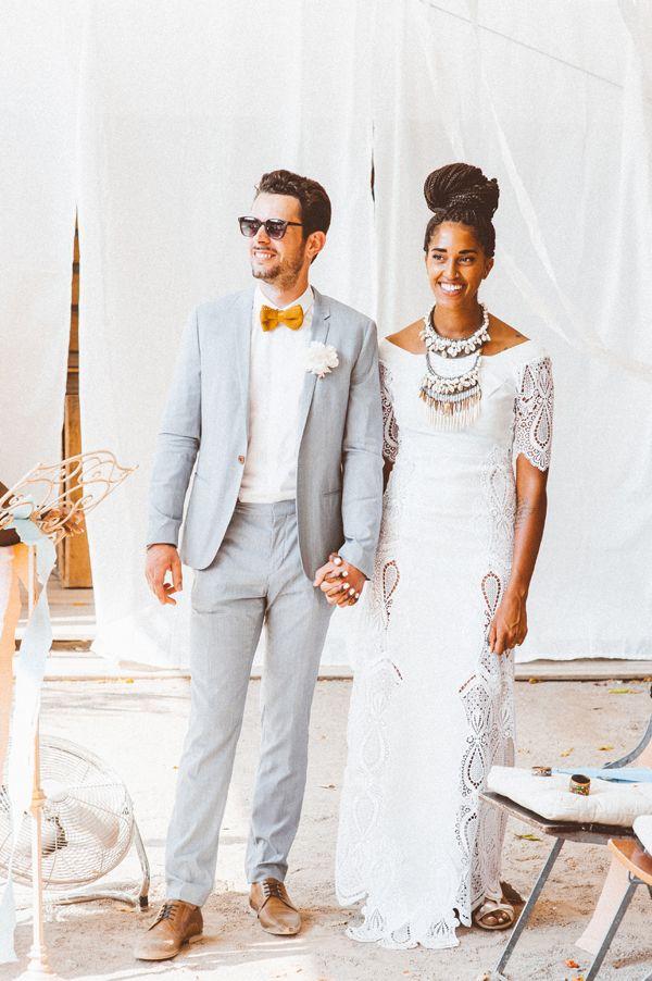 afrikanisch-deutsche Hochzeit - ein buntes Liebesfest mit Katinka Stone
