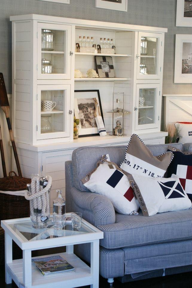 114 besten maritim wohnen bilder auf pinterest dachgeschosse haus innenr ume und hausdekorationen. Black Bedroom Furniture Sets. Home Design Ideas