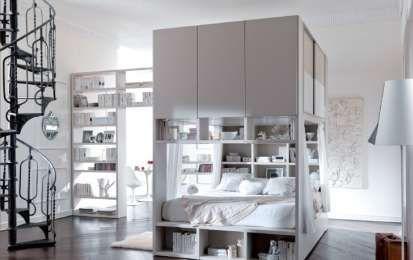 Camere da letto matrimoniali a ponte | letto | Ikea, Camere, Camera ...